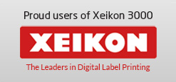 Proud users of Xeikon 3000